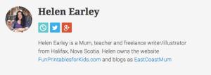 Helen Earley backlink