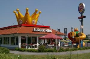 Burger King Man buys pies