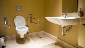 Assistive Technology At Easter Seals Crossroads Bathroom Toilet Accessibility