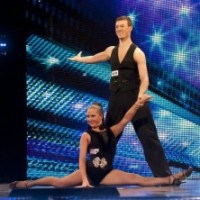 Eastleigh dance duo star in Britain's got Talent!