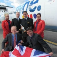 Flybe's latest route takes off from Eastleigh