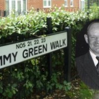 Tommy Green: Eastleigh's Olympic Hero