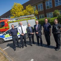 New Police and Fire service HQ to boost town