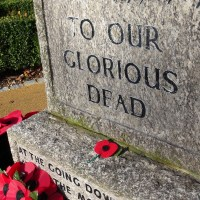 Eastleigh remembers the fallen