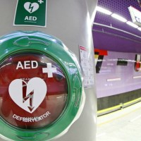Scheme to fund public defibrillators goes live