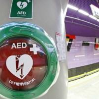 Scheme to fund public defibrillators goes live