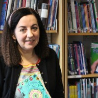 """Teen Queen"" Cathy Cassidy visits Thornden"