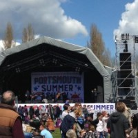 Portsmouth Summer Show kicks off Festival Season