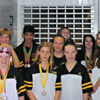 Eastleigh swimmers in medal haul