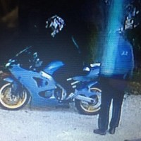 Biker burglars made off with jewellery