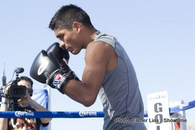 001 Abner Mares Mares, Moreno, Cleverly Workout Quotes