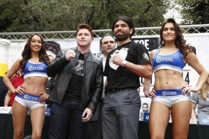 "Canelo vs. Angulo: ""A perfect match up for Canelo's comeback"""