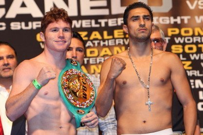 Alvarez vs. Lopez, Gonzalez vs. De Leon, Hernandez vs. Ross and More on BoxNation this evening