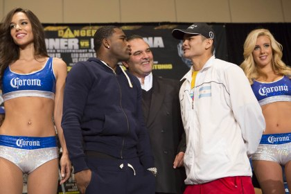 Broner vs. Maidana: Will Chino shut Broners mouth or will Adrian's speed be too much of a problem for Marcos?