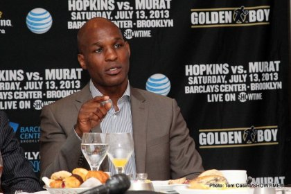 Hopkins vs. Murat cancelled