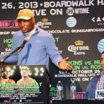 Bernard Hopkins vs. Karo Murat New York City press conference quotes