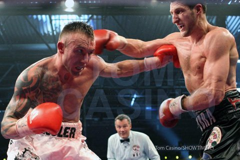 005 Froch vs Kessler Froch vs. Kessler II is on