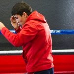 Santa Cruz Guevara & Diaz Jr. media workout quotes