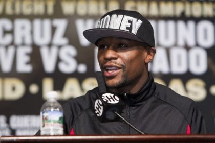 MAY DAY    Mayweather & Guerrero Press Conference Quotes