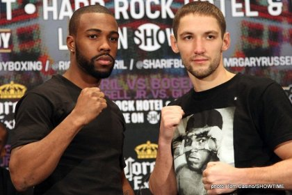Gary Russell Jr: Steady as he goes
