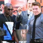 THE ONE: Mayweather vs. Canelo Kick Off Press Conference Quotes