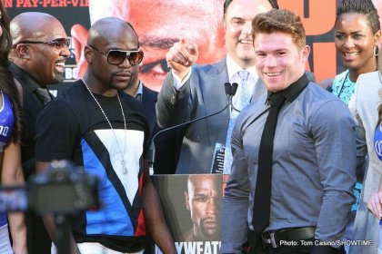 Mayweather vs. Alvarez: live & exclusive on BoxNation