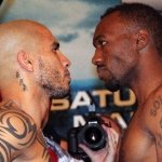 Weigh In results: Miguel Cotto 153.6 vs. Austin Trout 154