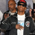 Garcia & Judah are kept apart during weigh in; Quillin Guerrero make weight
