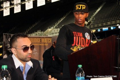 Malignaggi eyes Broner rematch as he takes on 'explosive' Judah in intense 'derby
