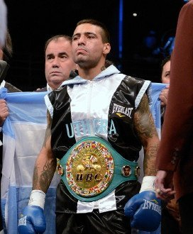 Lucas Matthysse: Lightning Escapes The Bottle
