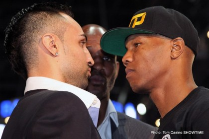 09 Malignaggi and Judah face off IMG_0685