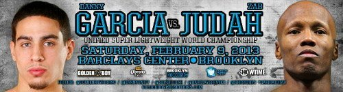 1214 Danny Garcia vs. Zab Judah Predictions