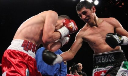 Juan Carlos Burgos Demands a rematch with Roman Martinez