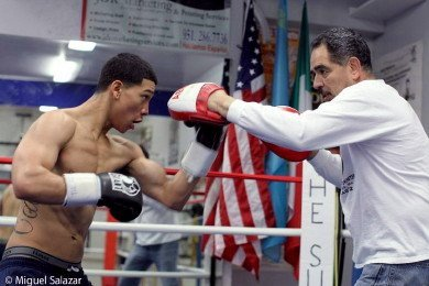 1614 Undefeated Lightweight Sensation Joel Diaz Jr. Returns Feb 8th on ESPN2