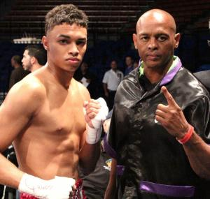 Puerto Ricos next knockout artist has emerged   Jorge Maysonet Jr.