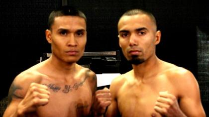 Weights from Santa Ynez: Roberto Castaneda 121 vs. Roman Morales 120.5