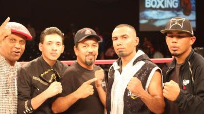 Roman Morales remains undefeated in main event at the Chumash Casino Resort