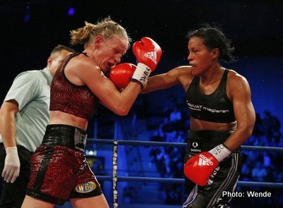 Braekhus defeats Mathis /Kessler Magee confirmed for December 8