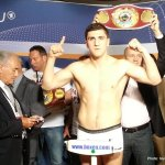 Huck   Afolabi III   Weigh In Video and Photos