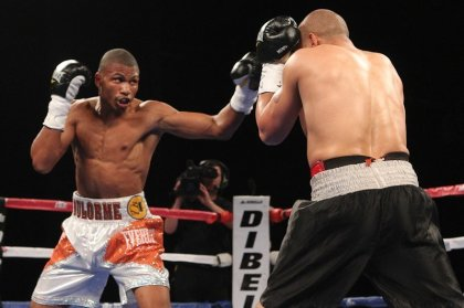 Dulorme defeats Brooks; Redkach destroys Rivera