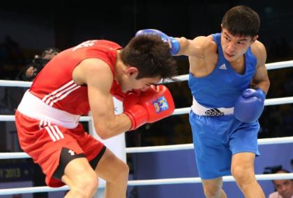 AIBA World Boxing Championships: Berik Abdrakhmanov takes important scalp