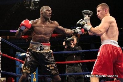 418 Adamek vs. Cunningham II on December 22nd