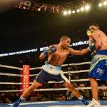 Ward   Rodriguez Post Fight Quotes and Photos