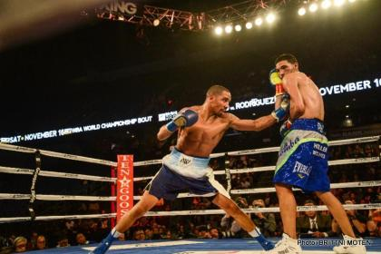 14 mos off, no problem   Andre Ward dominates Edwin Rodriquez