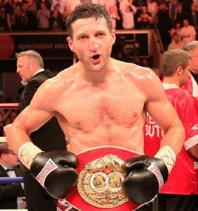 Froch vs. Mack on PPV for $29.95 on November 17th