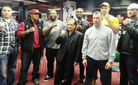 Don Elbaum & Greg Sorrentino Announce The $500,000 Great American Heavyweight Box Off