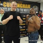 Photo Gallery / Video: Weights: Fury 254, Cunningham 210