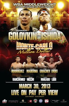 Golovkin Ishida & Monte Carlo million dollar Super 4 final presser quotes