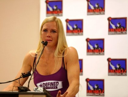 Holly Holm retiring from boxing to pursue MMA career