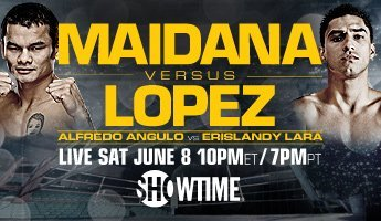 Marcos Maidana vs. Josesito Lopez: By any means necessary